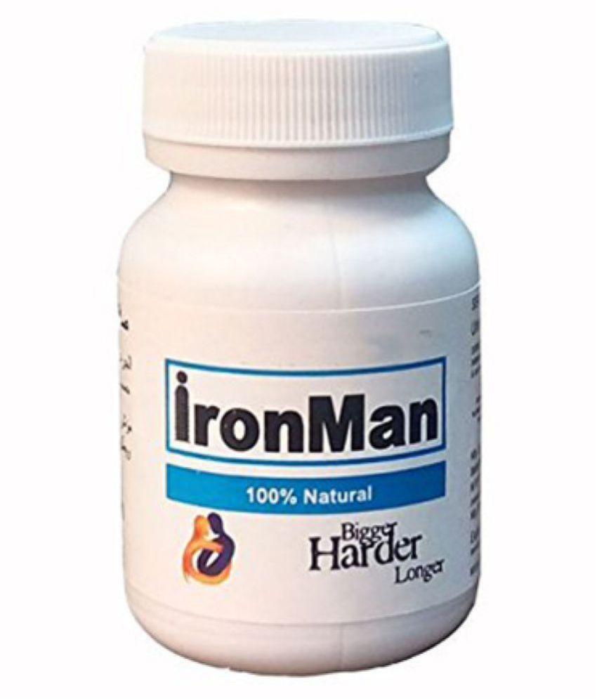 Iron Man RIRMC02 Capsule 30 no.s Pack Of 1