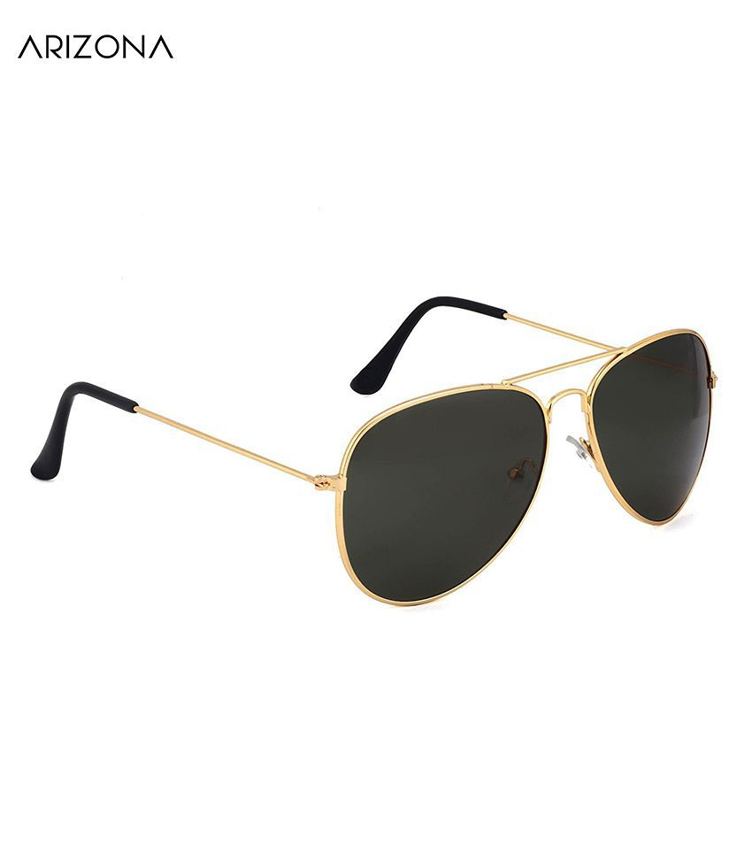 Arizona Sunglasses - Black Glass lens for Men & Women