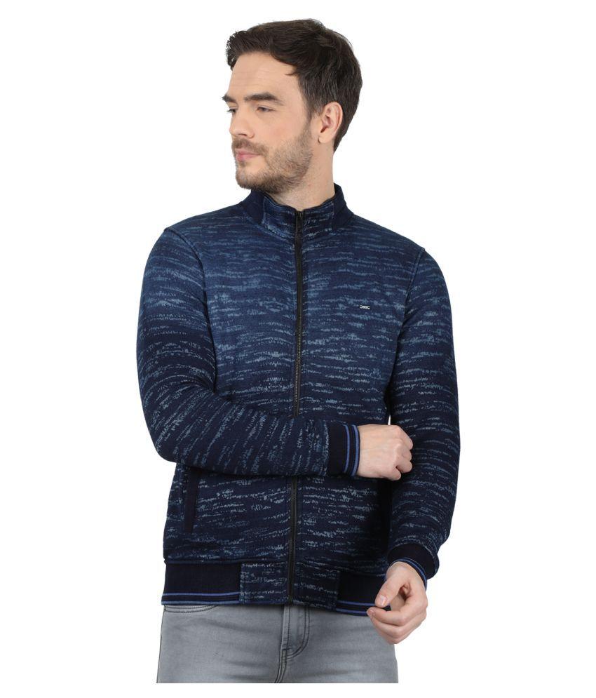 Monte Carlo Blue Sweatshirt