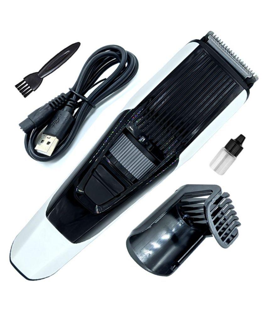 DM Professional USB Charging Washable Beard Mustache Trimmer Hair Clipper Razors Combo