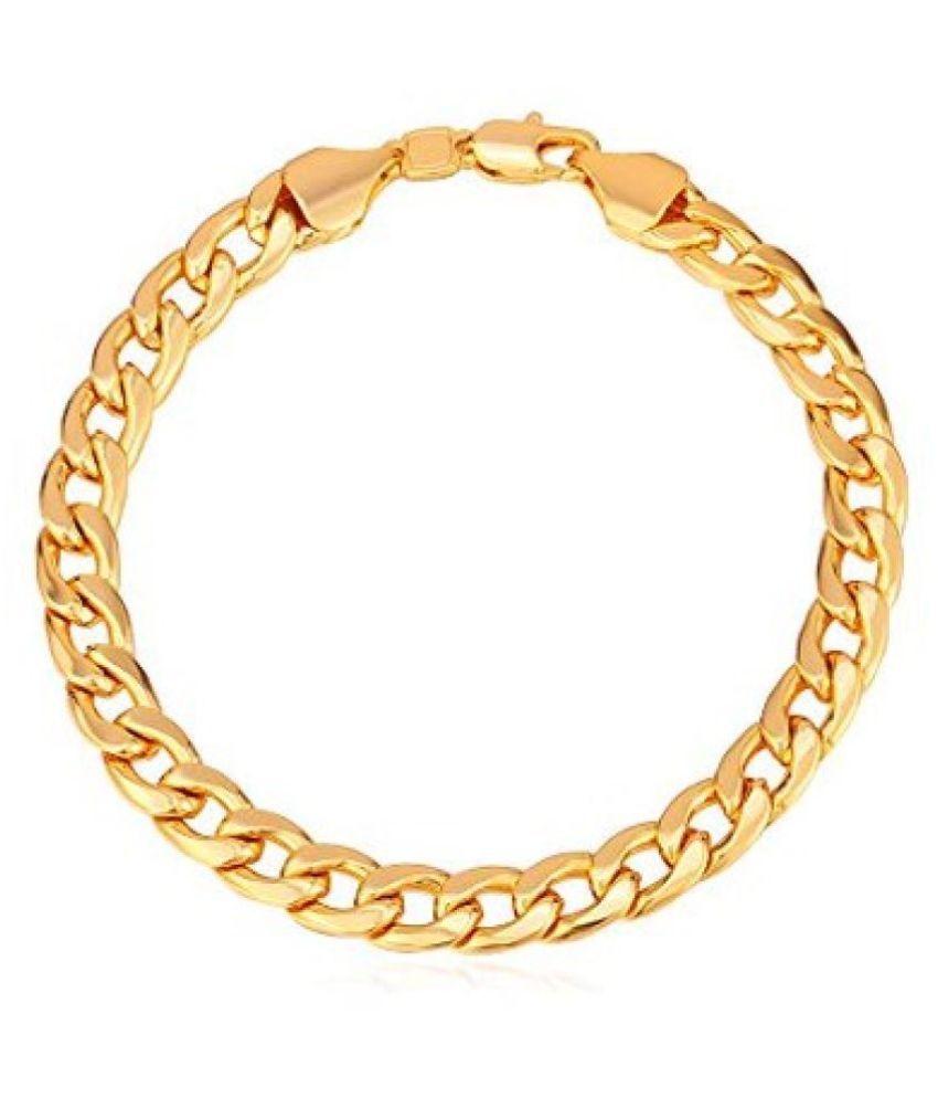 Ratan Bazaar - Gold Plated  Bracelet