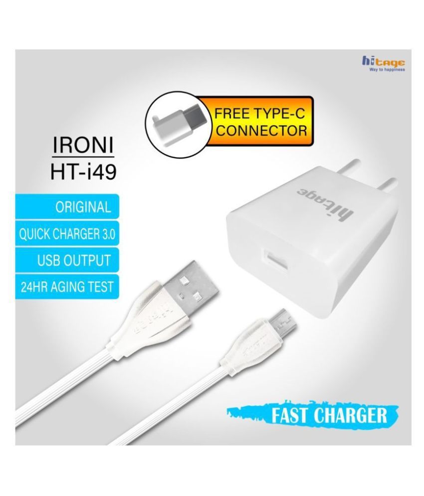 hitage 2A Universal Travel Adapter