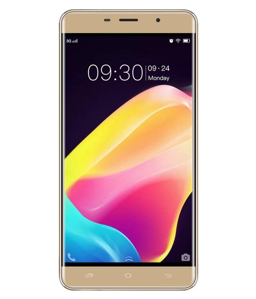 Kenxinda P8 ( 8GB , 1 GB ) Gold