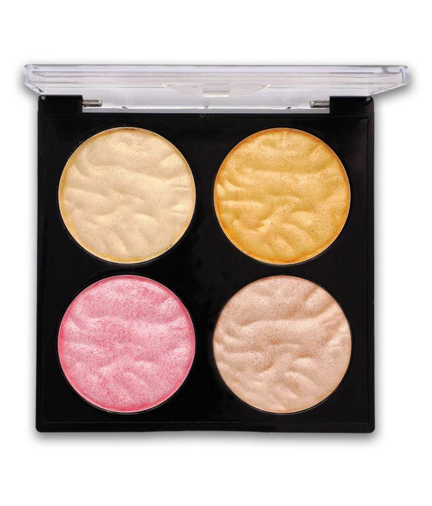 Incolor Artist's Highlighter 02 Pressed Powder Blush 02 Multi 9 g