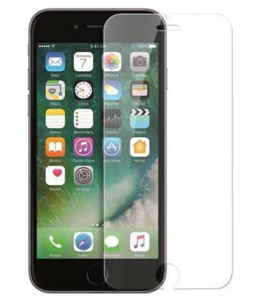 Apple iPhone 5C Tempered Glass by EASYKARTZ