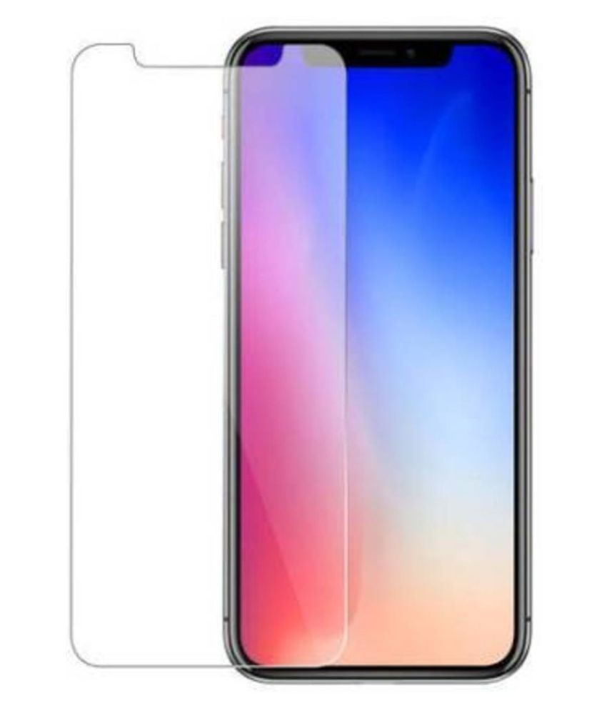 Apple iPhone X Tempered Glass by EASYKARTZ