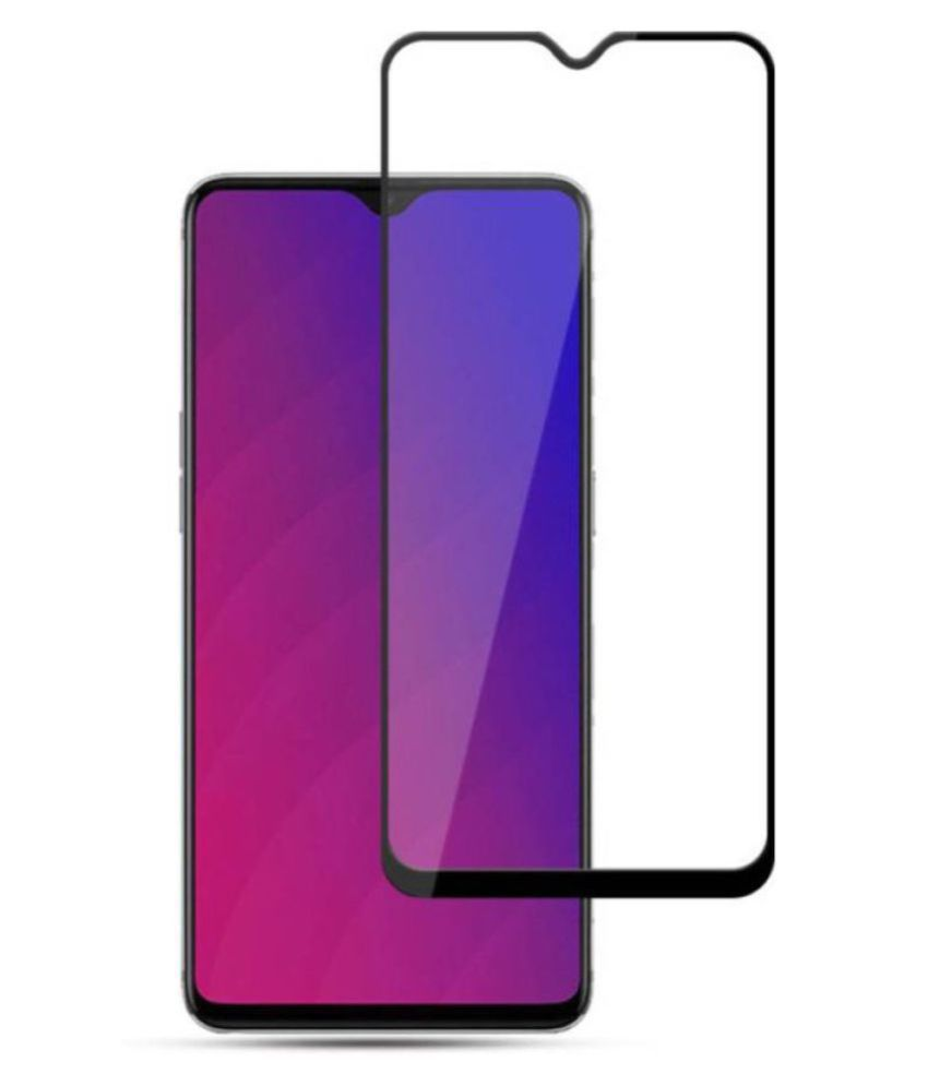 Oppo F9 Pro Tempered Glass by lenmax