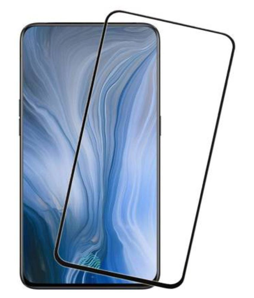 samsung galaxy A80 Tempered Glass by lenmax