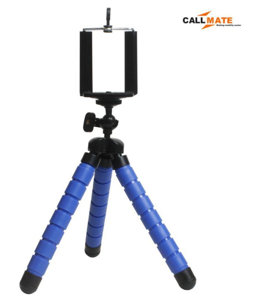 Callmate Gorilla pod 360 ° Rotatable Ball Head Flexible Tripod with Tripod Mount  amp; Mobile Attachment for DSLR, Action Cameras  amp; Smartphone   B