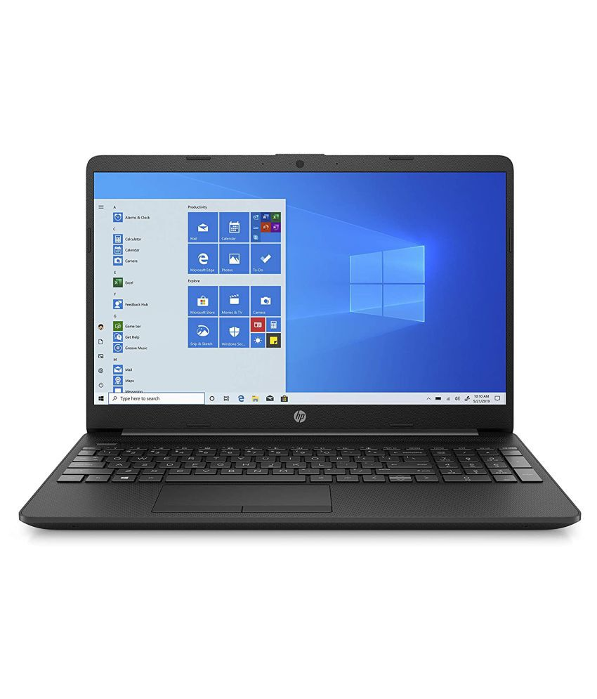HP 15s Thin and Light Laptop  Intel Celeron N4020/4 GB/1TB HDD/Windows 10 Home , du1044tu