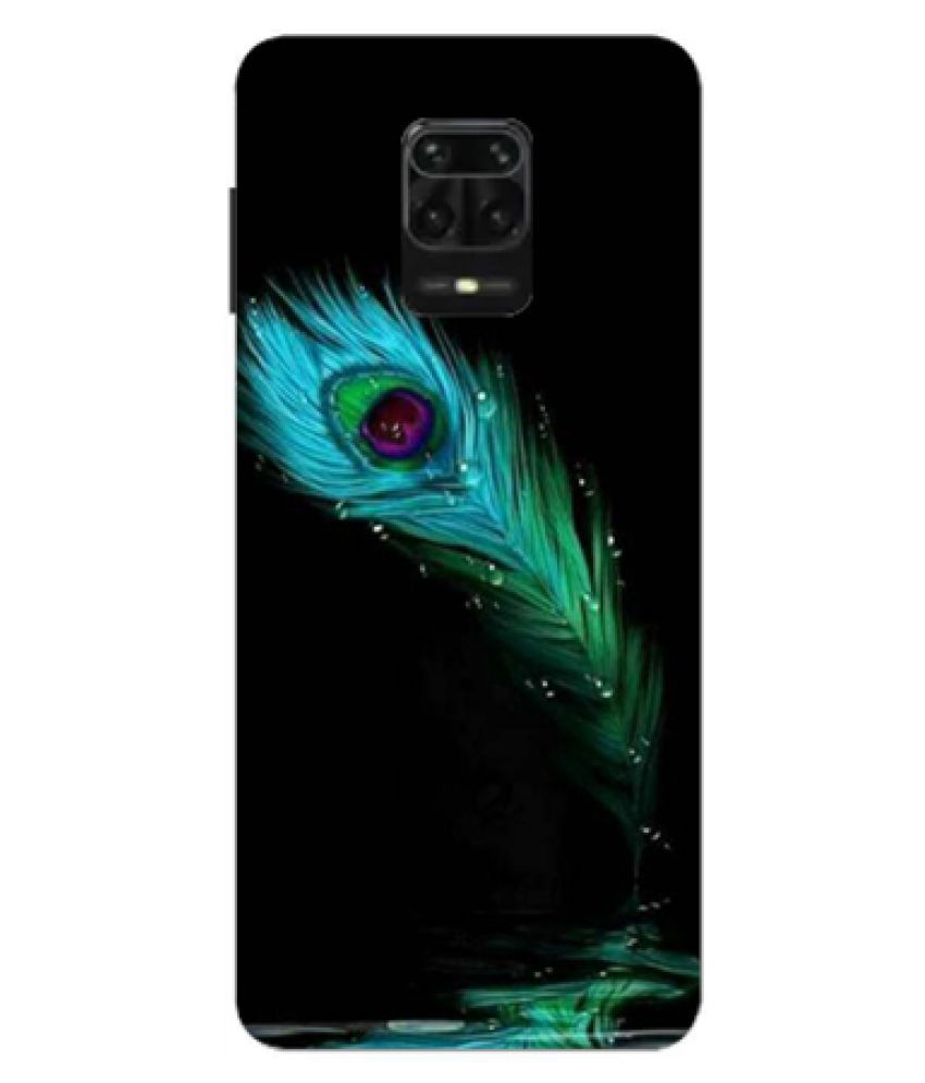 Xiaomi Mi Redmi Note 9 Pro Max Printed Cover By Tootena Smooth and attractive