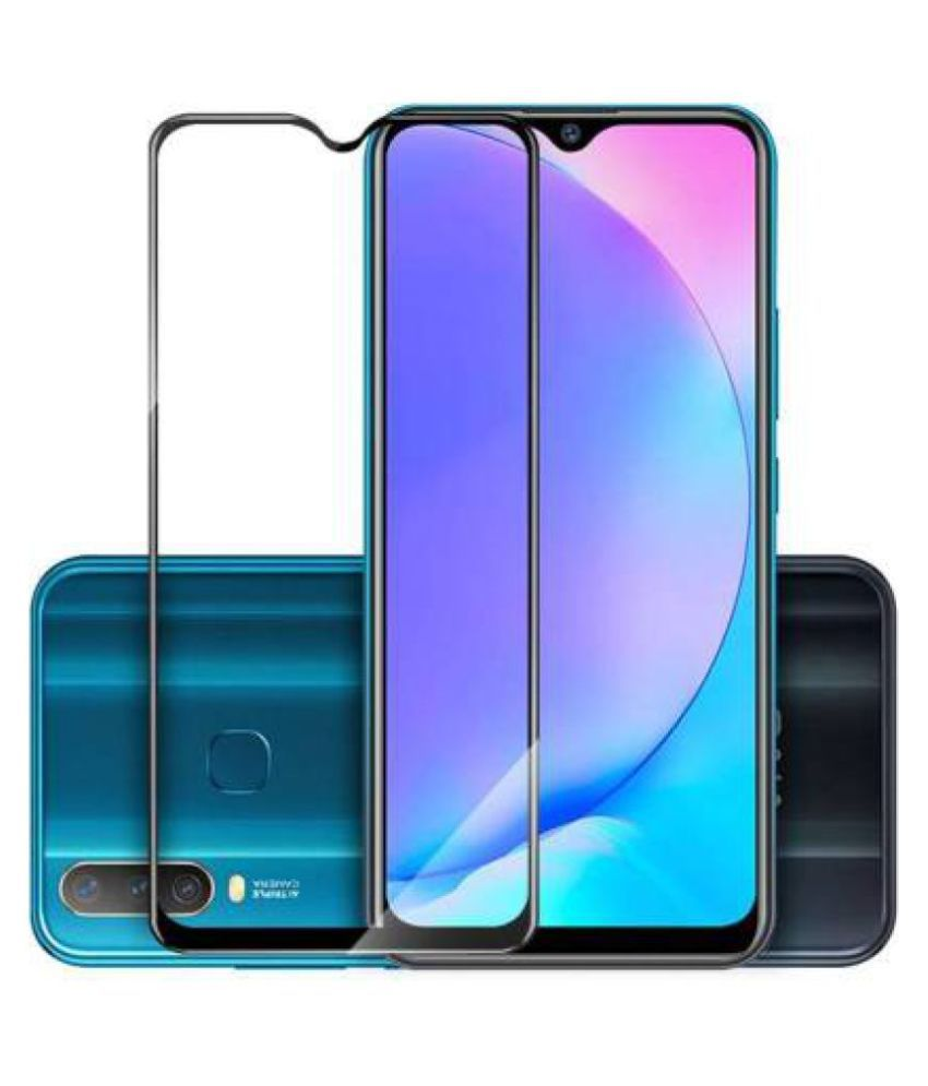 vivo Y11 Tempered Glass by lenmax