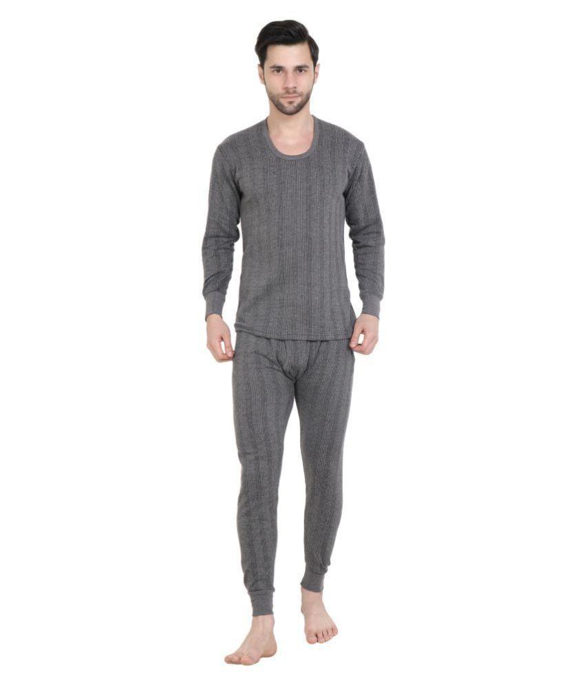 Zeffit Grey Thermal Sets Single