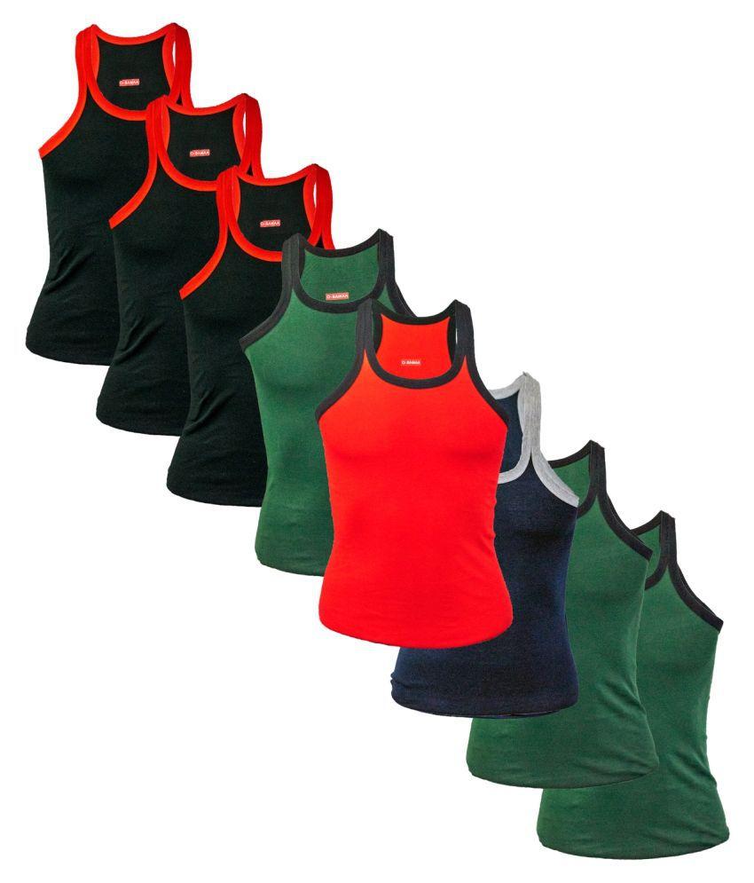 Rupa Multi Sleeveless Vests