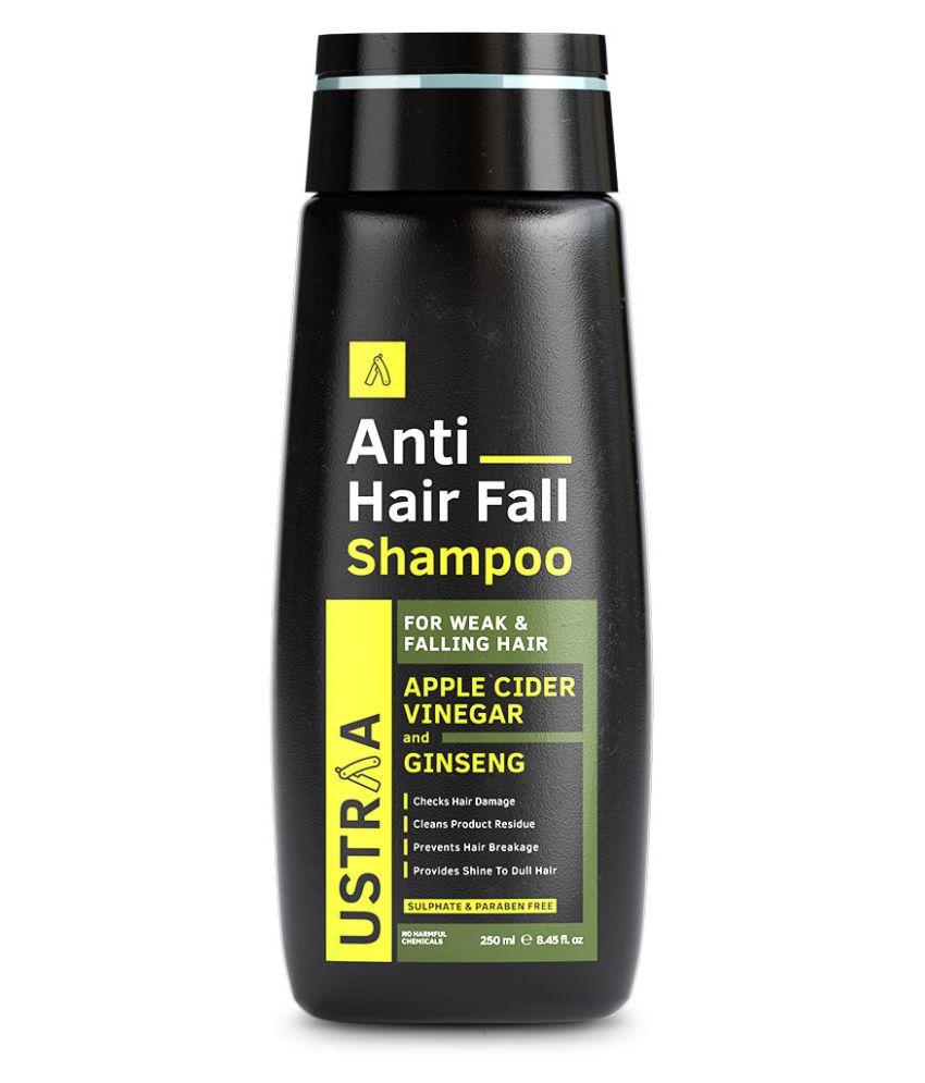 Ustraa Anti Hair Fall Shampoo with Apple Cider Vinegar - 250ml