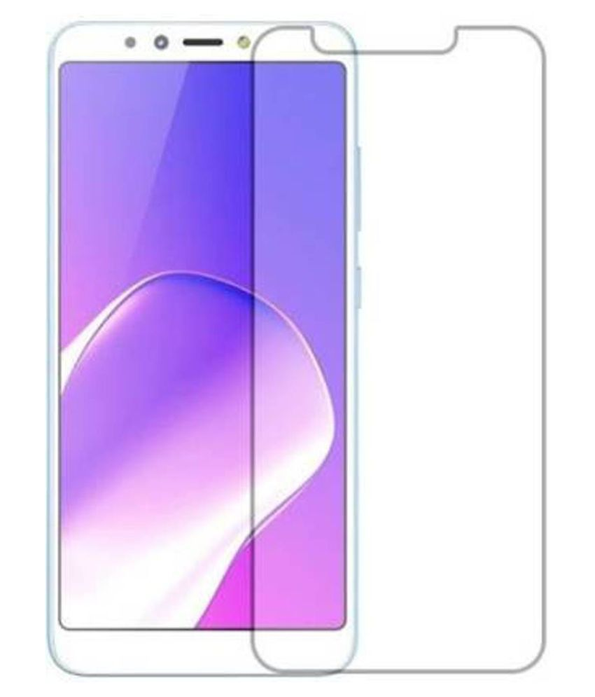 Infinix Hot 6Pro Tempered Glass by EASYKARTZ