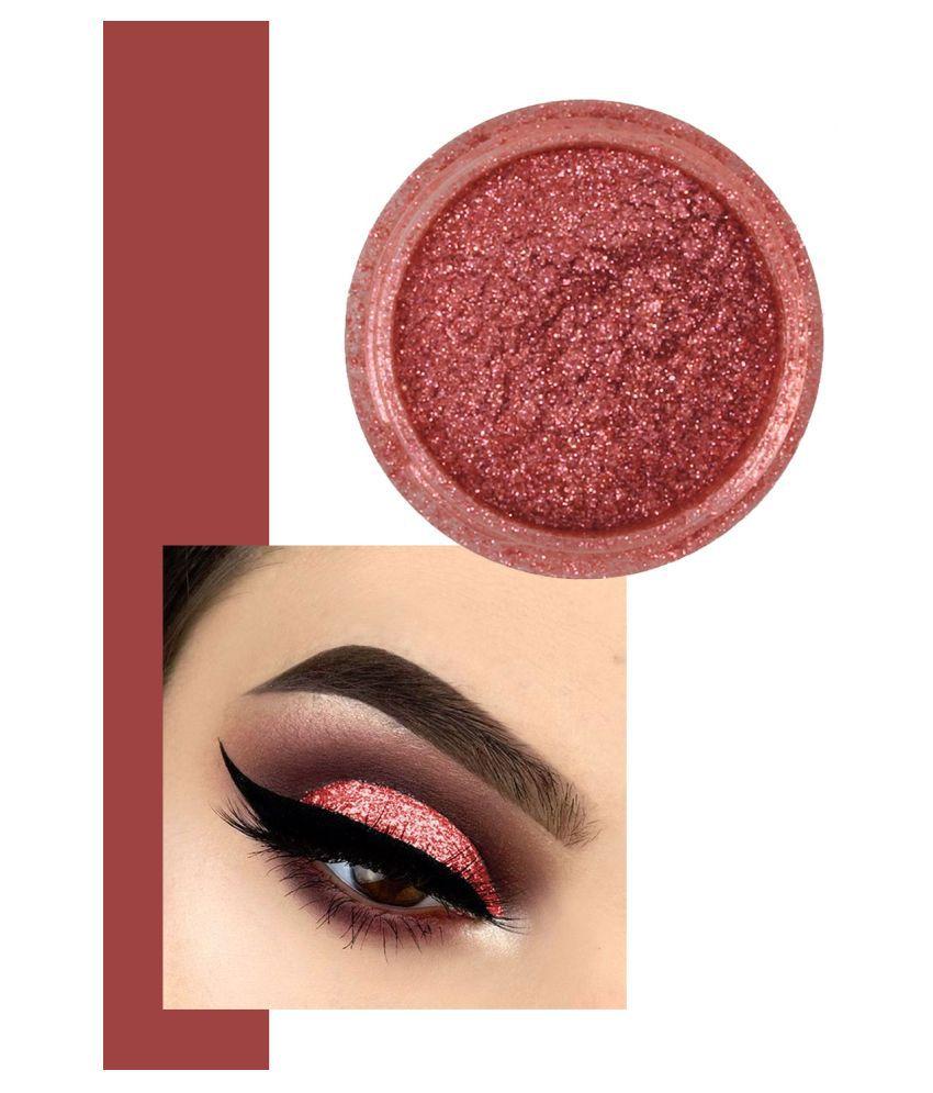 Incolor Glimmer 10 Eye Shadow Powder Colours 4.5 g