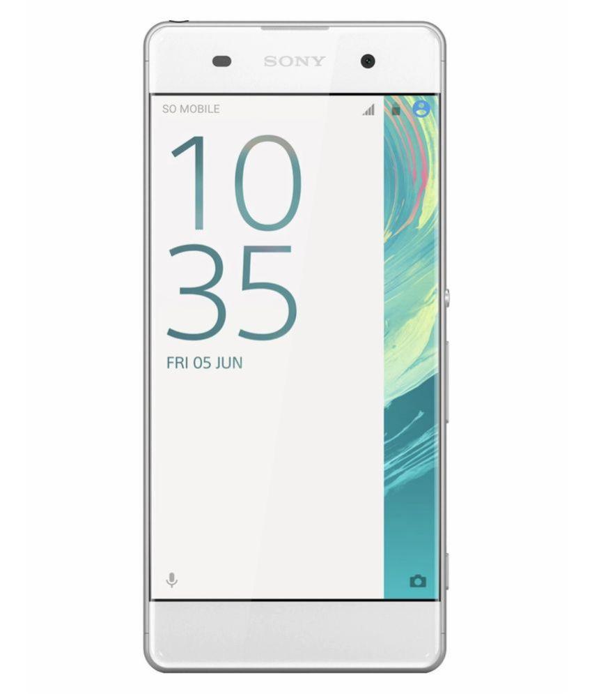 Sony Xperia XA Dual ( 16GB , 2 GB ) White