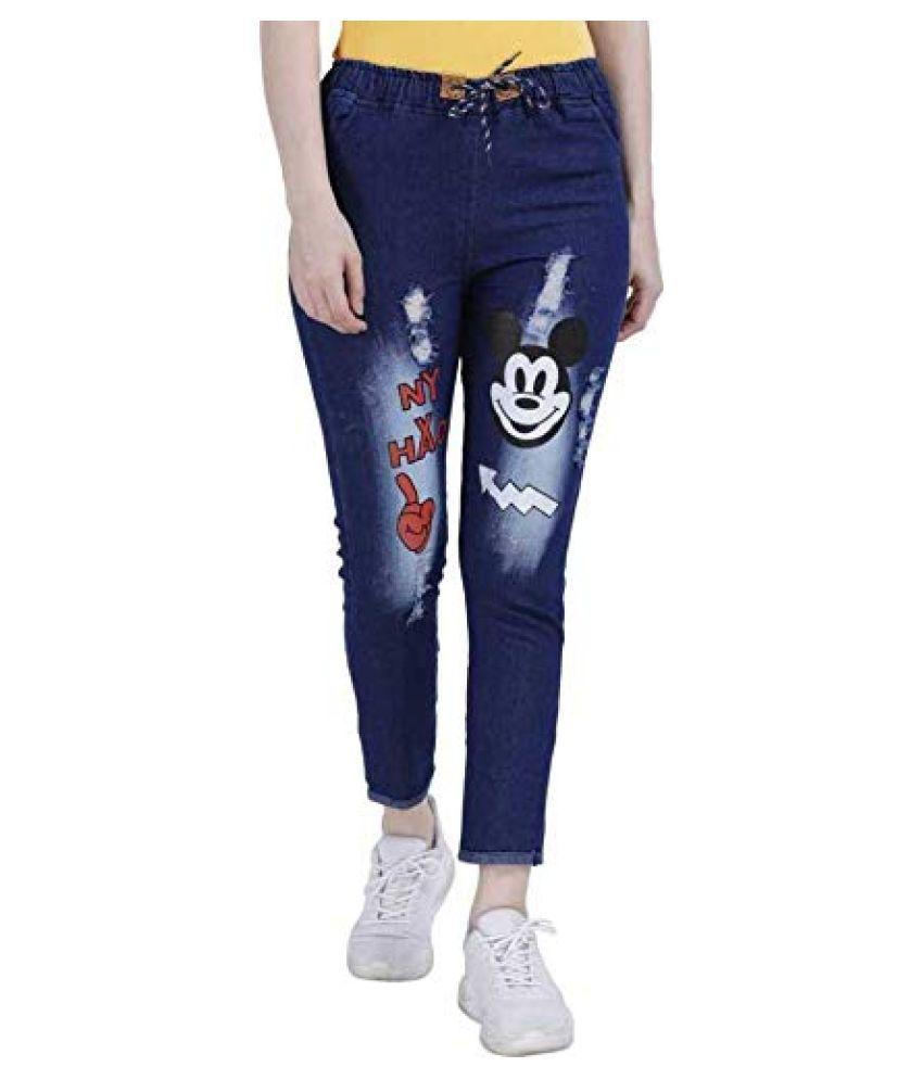 Sane Moda Denim Jeans - Blue