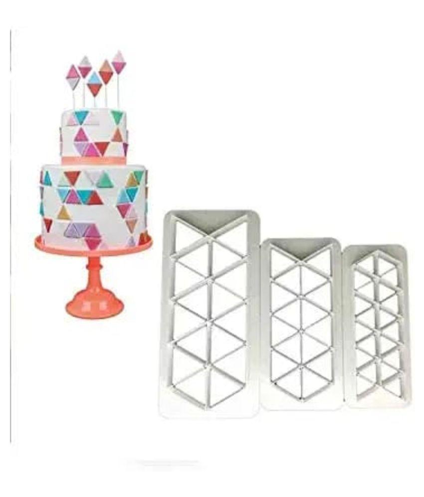 OHM Plastic Baking Decoration