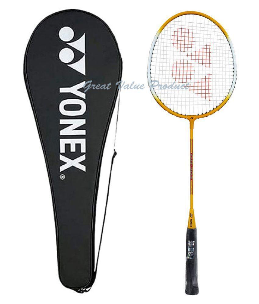 Yonex Badminton Raquet YELLOW