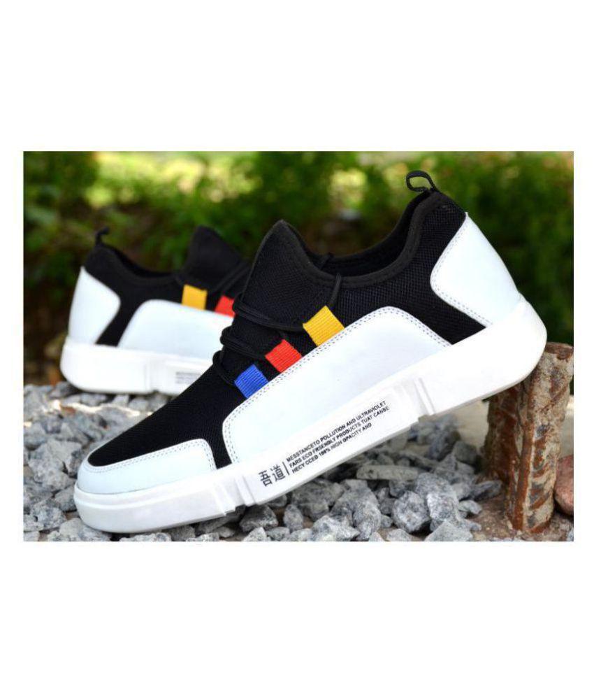 Yala Black Running Shoes