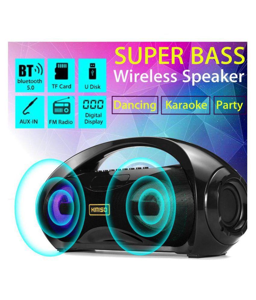 drums Big Bass km-s2 Bluetooth Speaker