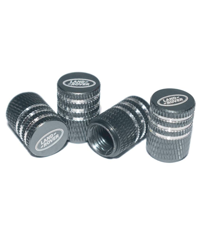 INCOGNITO Tyre Valve Caps Land Rover Set of 4