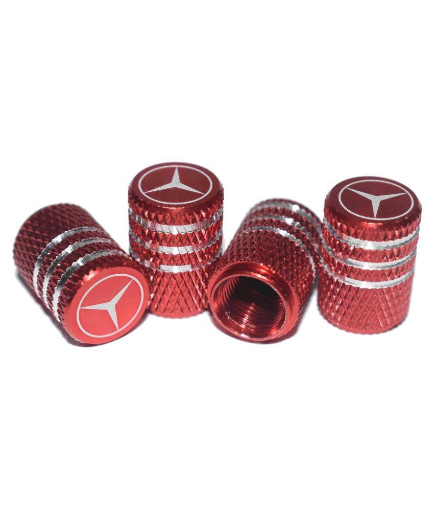 INCOGNITO Tyre Valve Caps Mercedes-Benz Set of 4