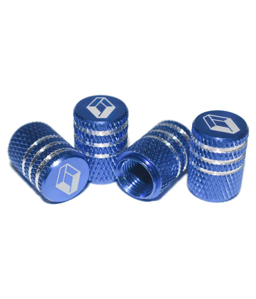INCOGNITO Tyre Valve Caps Renault Set of 4