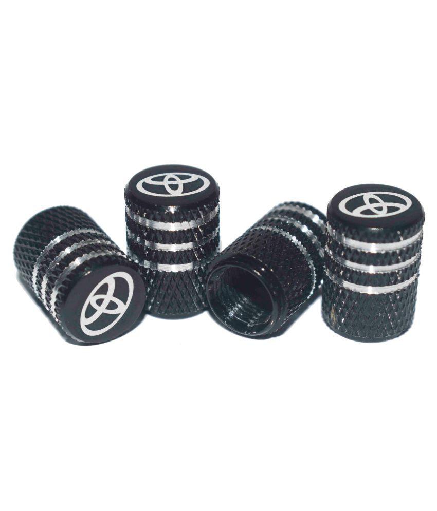 INCOGNITO Tyre Valve Caps Toyota Set of 4