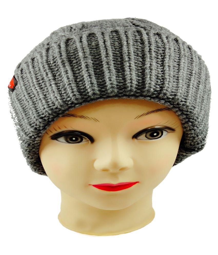 WARMZONE WINTER SOLID COLOR WOMEN WARM CAP