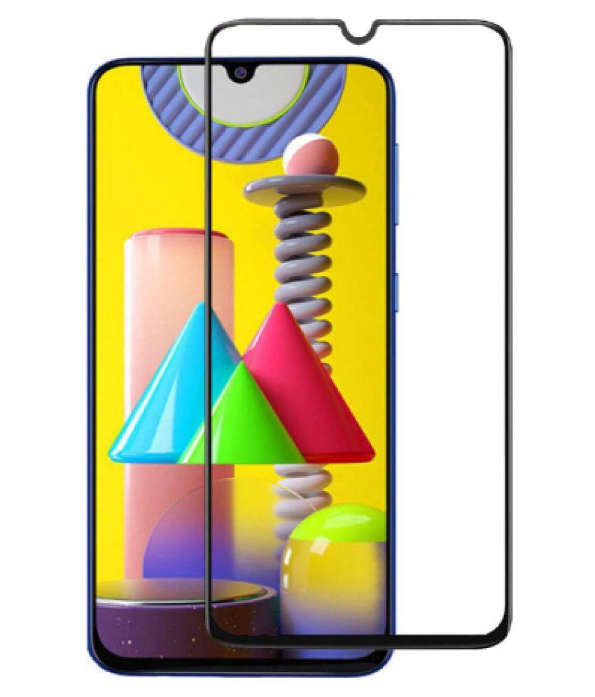 Samsung Galaxy A20 Tempered Glass by VILLA
