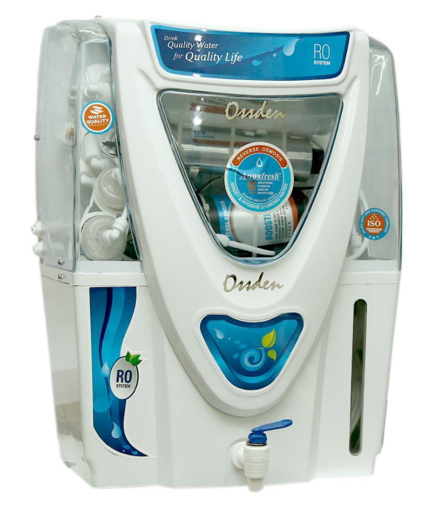 OSSDEN Normal Ro Water Purifier 14 Ltr RO + UV + UF + TDS Water Purifier