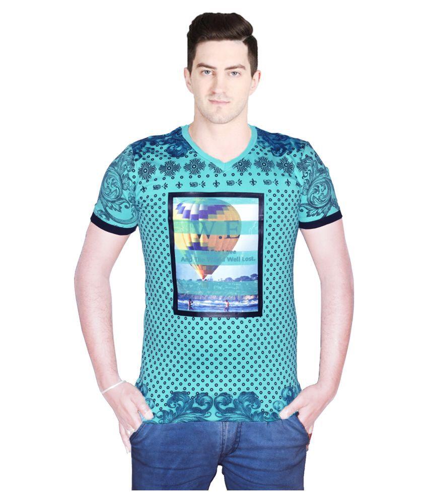 Yashmo Multi Cotton T-Shirt Single Pack