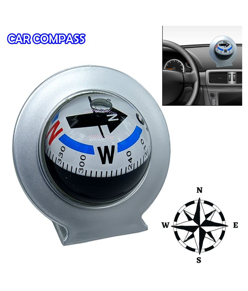 High Accuracy Waterproof Military Multi-functional Outdoor Camping Hiking Travel Magnetic Car Dashboard Compass