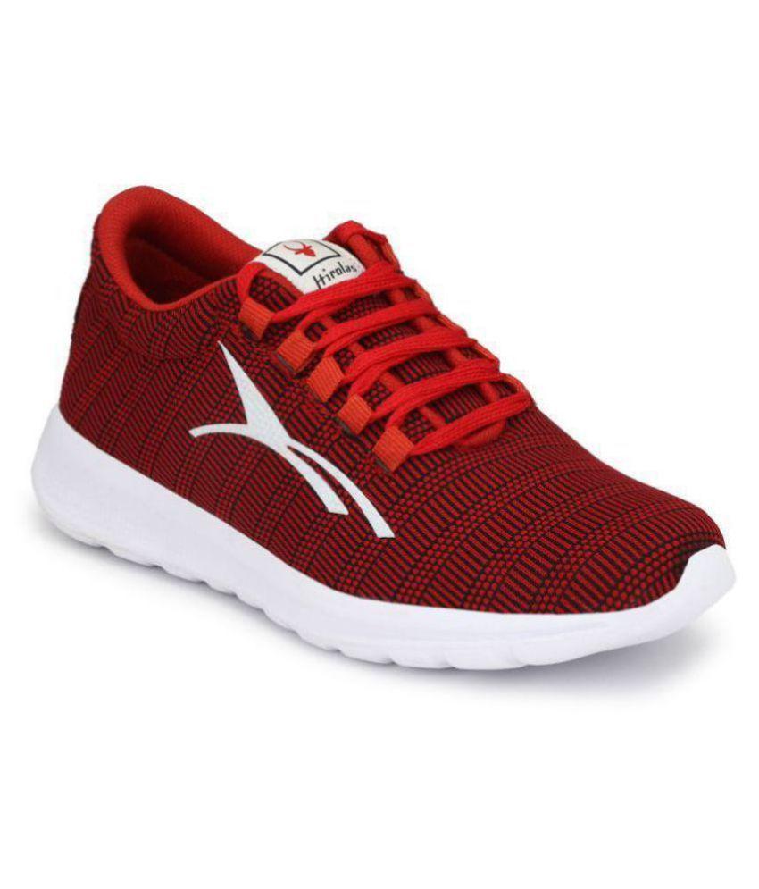 Hirolas na Red Training Shoes