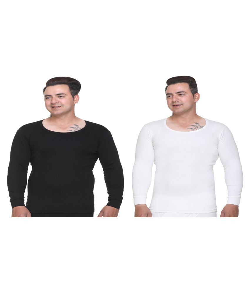 WARMZONE Off-White Thermal Upper Pack of 2