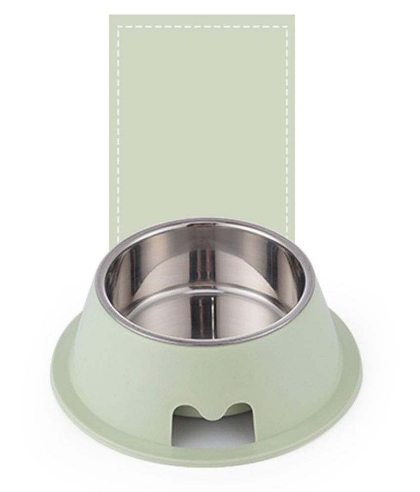 Emily Pet Stainless steel ants single bowls for pets, dogs and cats