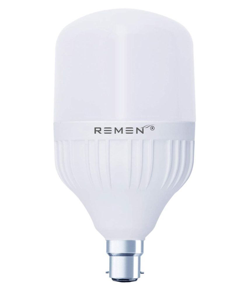 Remen 40W LED Bulb Cool Day Light - Pack of 1