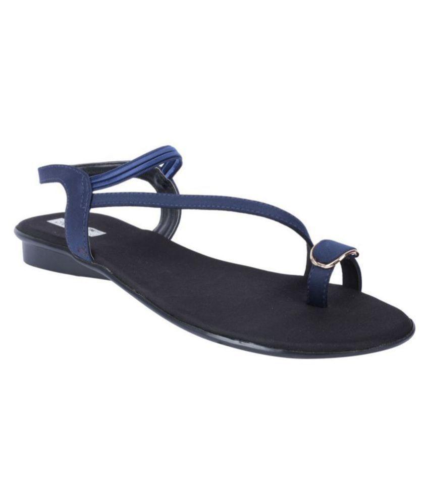 Feel It Blue Flats