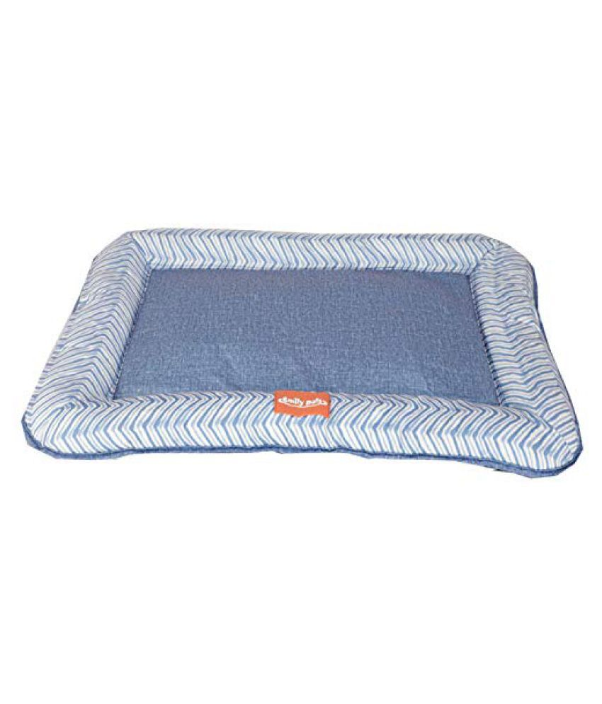 Emily Pets Movable Winter Warm cat and Dog House  pet Bed for Cats and Dogs Blue