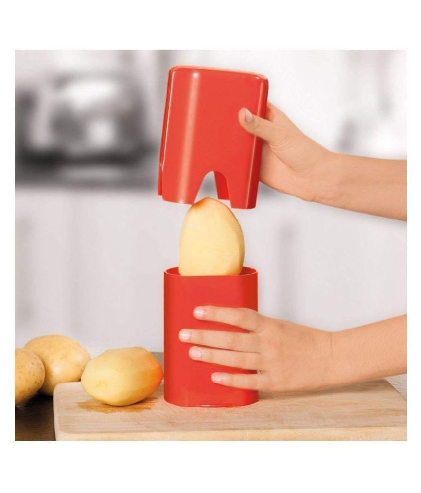 Potato Chipser French Fries Chips Maker Machine Snacks Finger, Potato Finger Chips Cutter