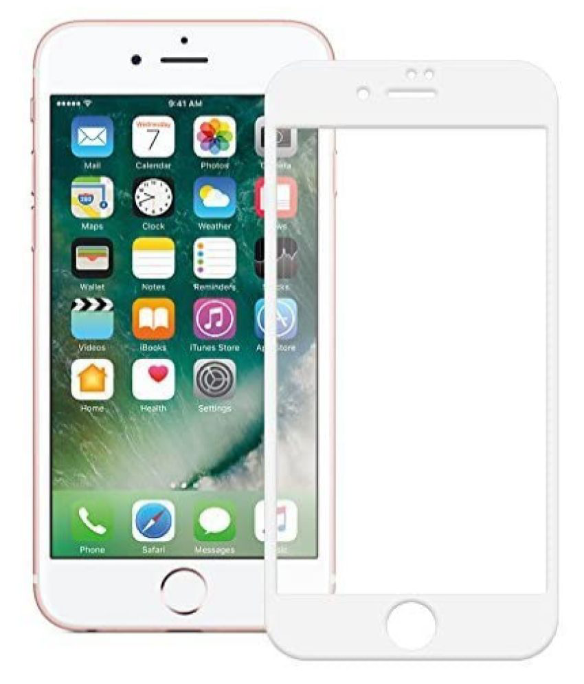 Apple Iphone 8 Tempered Glass by VILLA