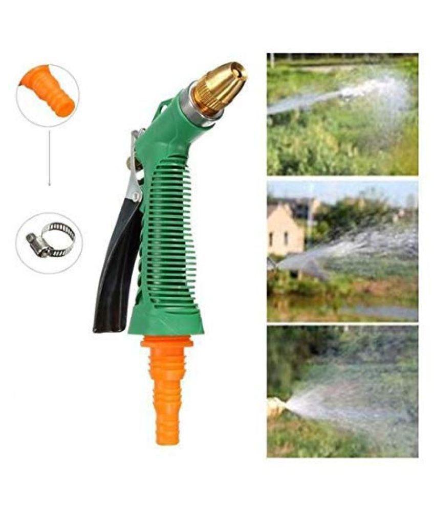 TB MGSV Plastic Nozzle Car & Parking Wash Water Spray Gun. Plastic Gadget Tool