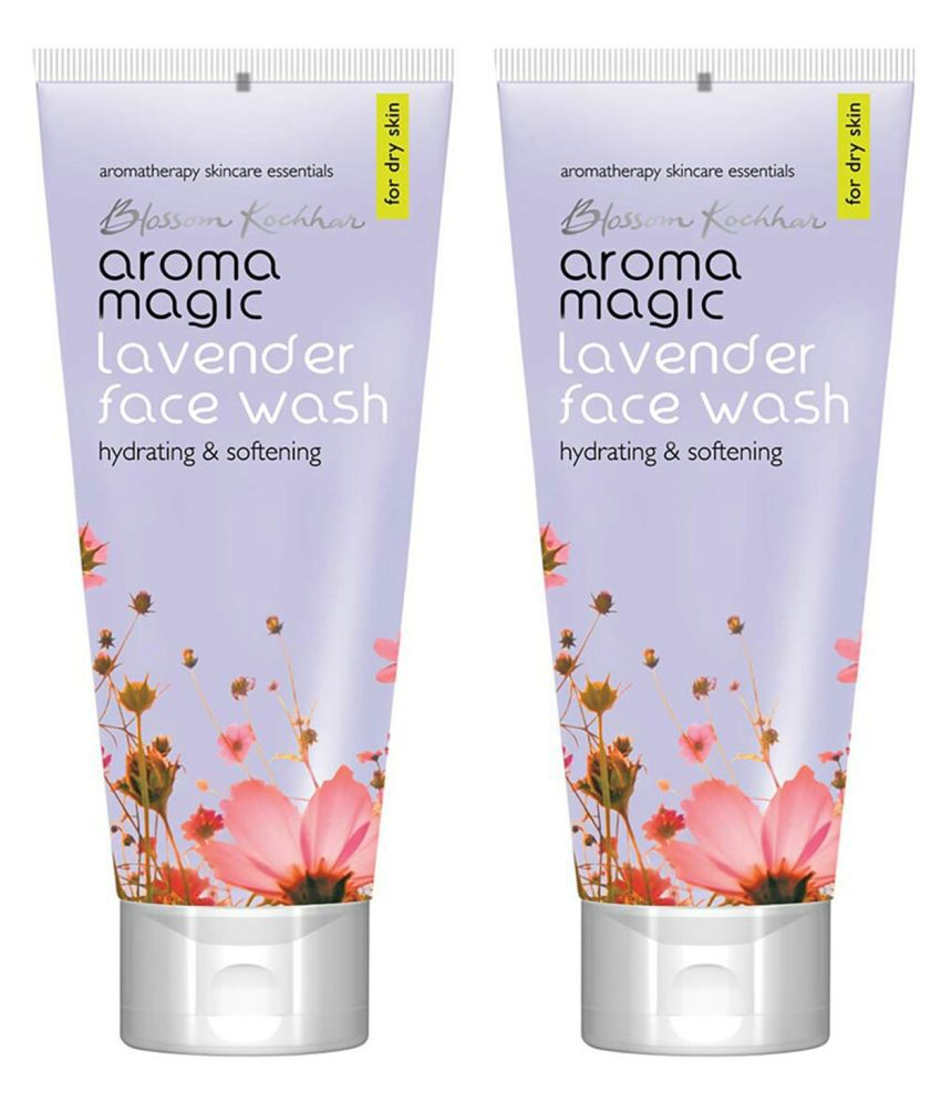 Aroma Magic Lavender Face Wash 100 mL Pack of 2