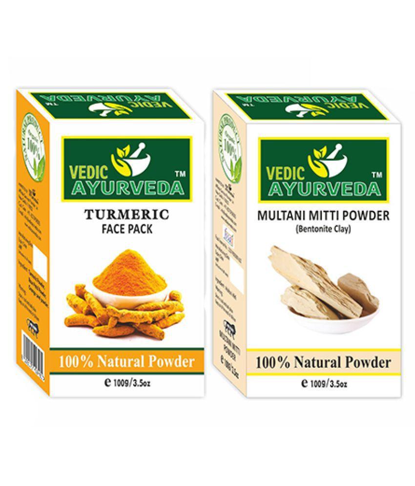 VEDICAYURVEDA Face Wash 300 mL Pack of 2