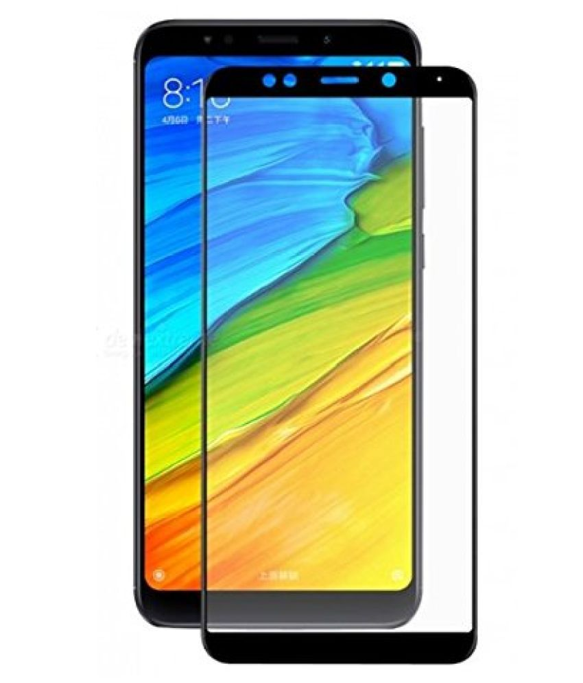 Xiaomi Redmi Note 5 Tempered Glass by shadox