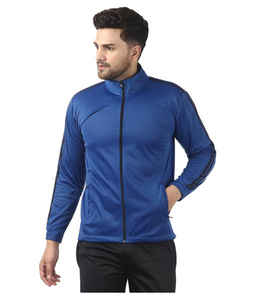 Gag Blue Polyester Jacket Single Pack