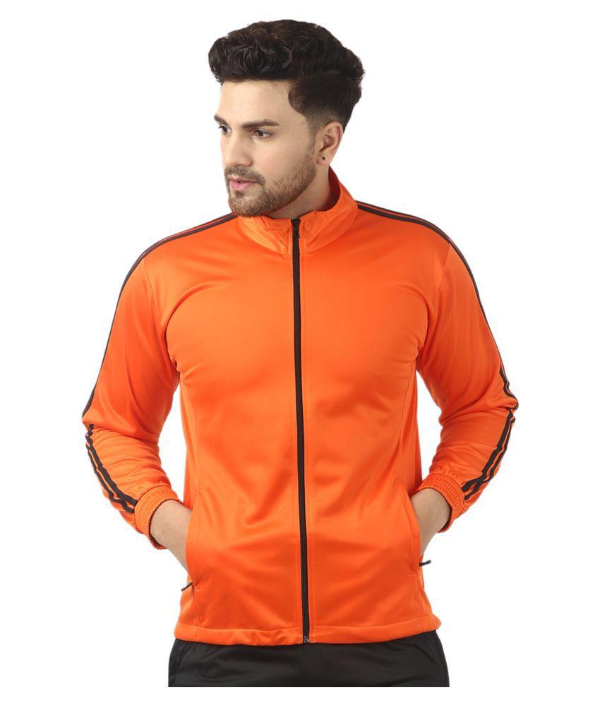 Gag Orange Polyester Jacket Single Pack